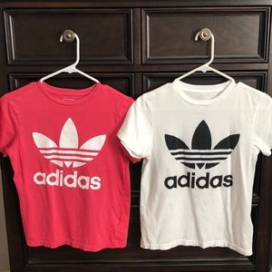 Bundle of Youth Adidas T-shirts